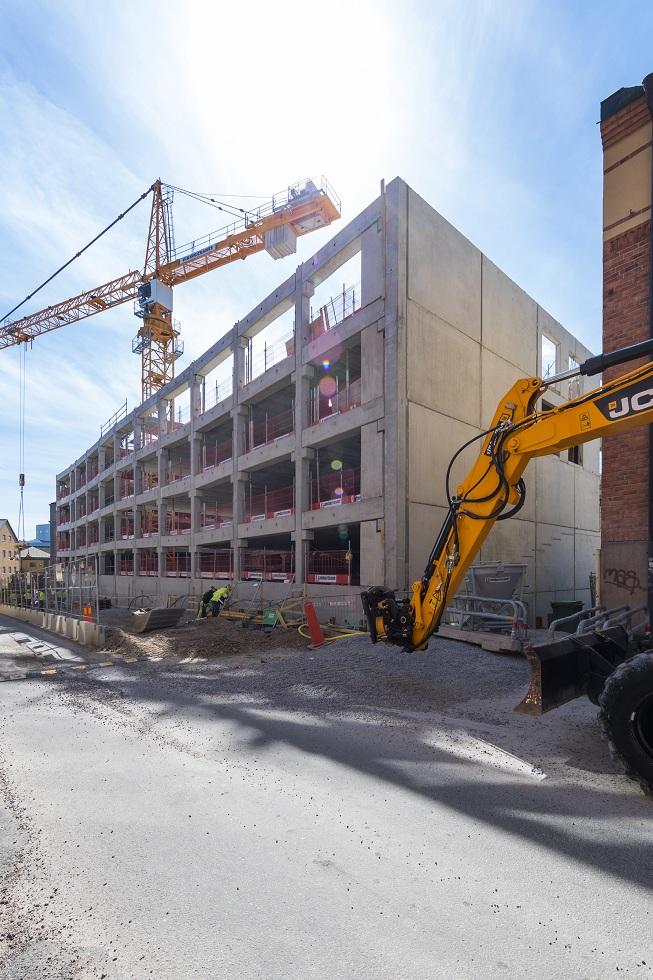 parkering norrköping city